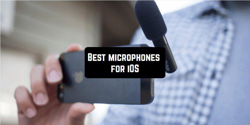 best ios mics
