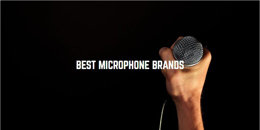 best mics brands