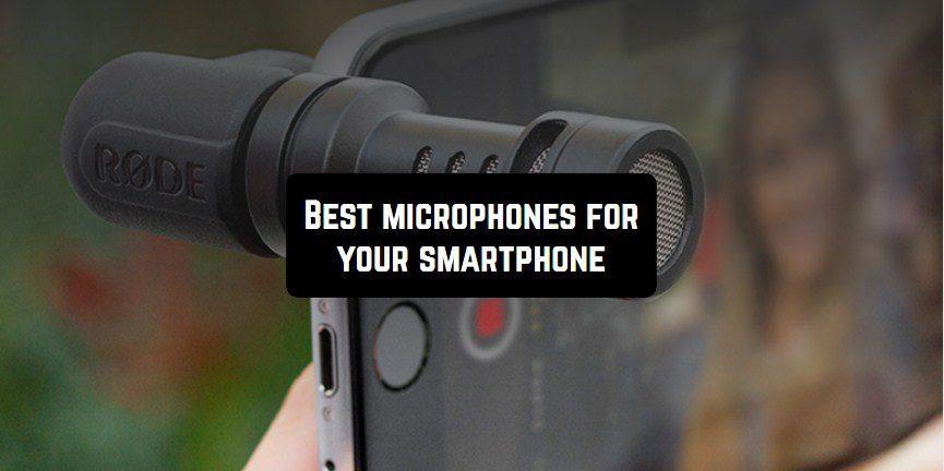 microphones smartphone