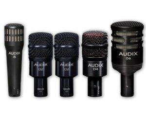 Audix DP5A set