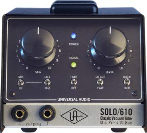 Universal Audio SOLO:610