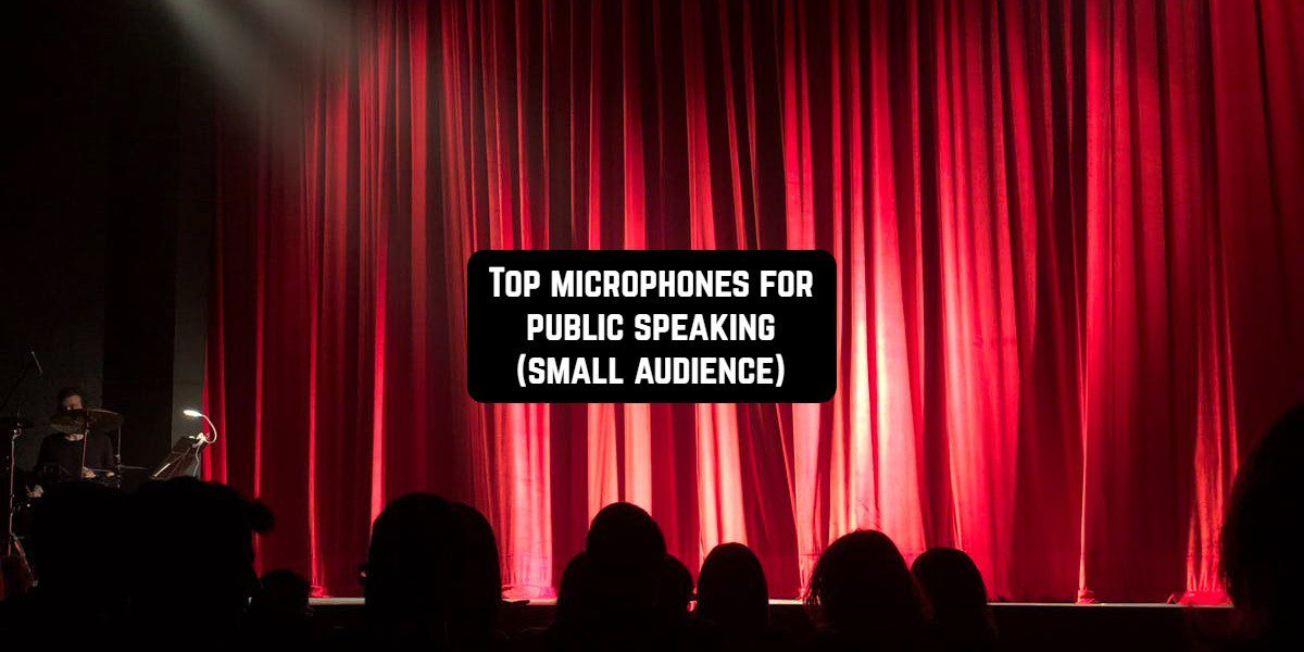 microphones for public speaking
