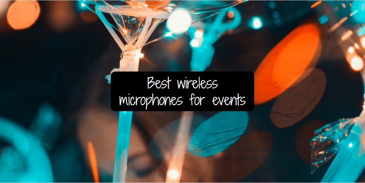 best microphones events