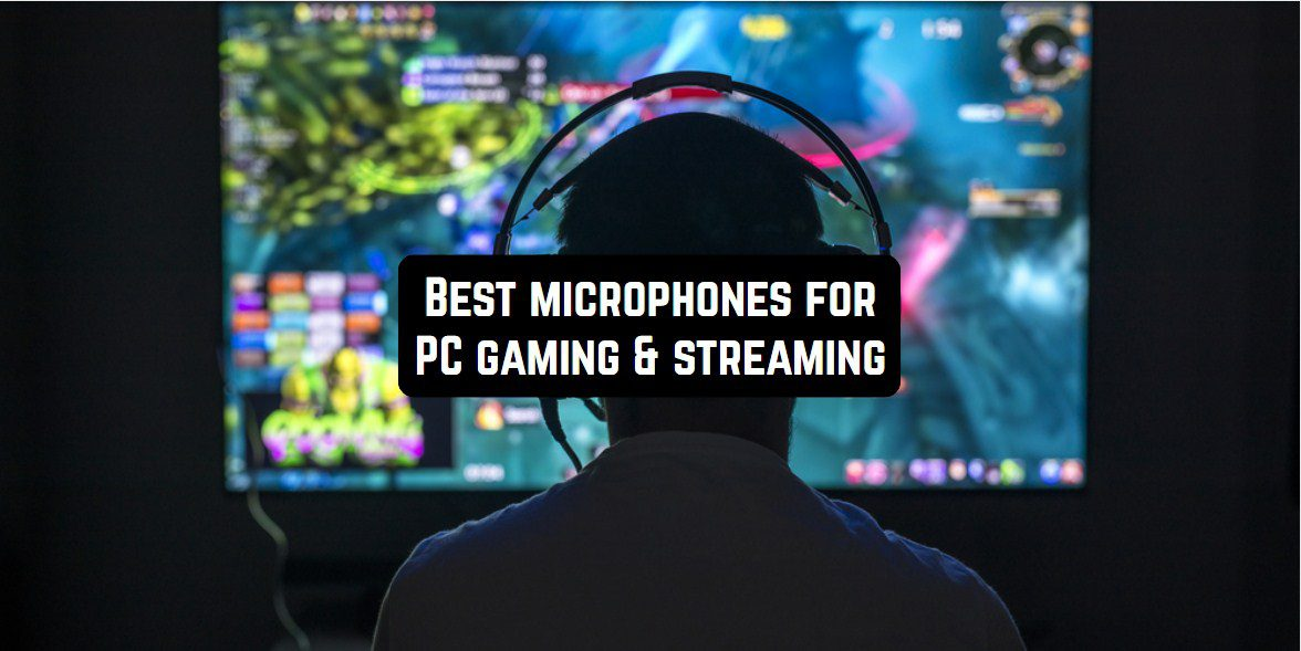 microphones pc gaming streaming