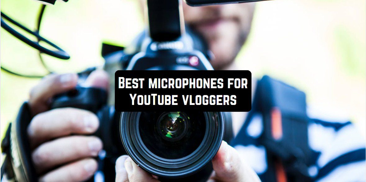 youtube vloggers microphones
